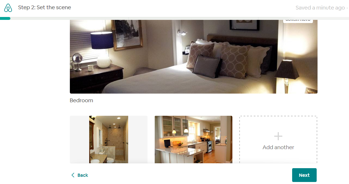 sample airbnb photos