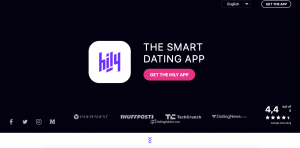 Hily dating app