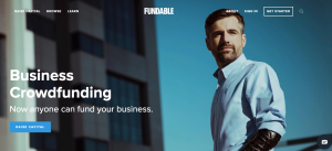 fundable home page