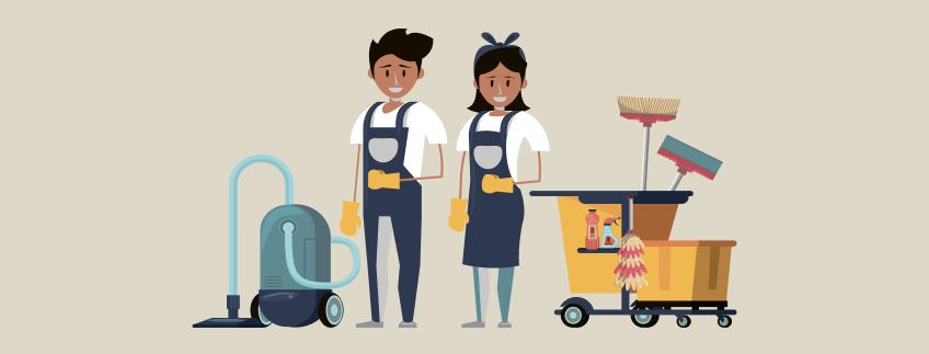 Cleaning Marketplace by Sloboda Studio
