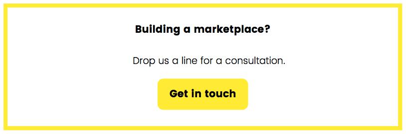 machine learning marketplace