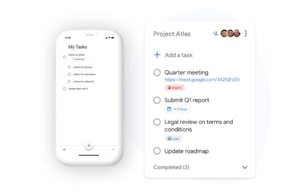 Google Tasks - Best To-Do List App