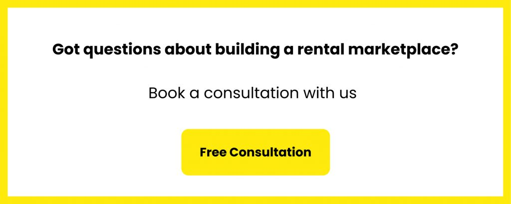 build a rental marketplace