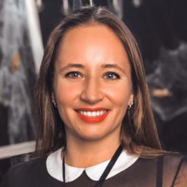 Anna Bovda, Head of Sales
