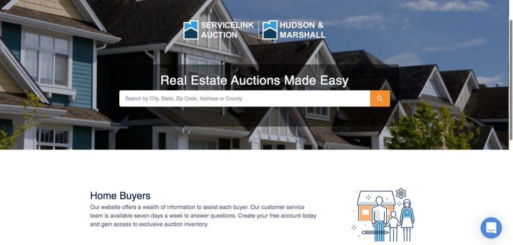 hudson & marshall homepage