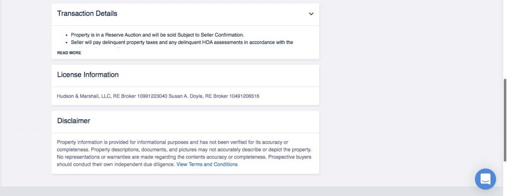 How to Build an Auction Platform for Real Estate: notes and disclaimers