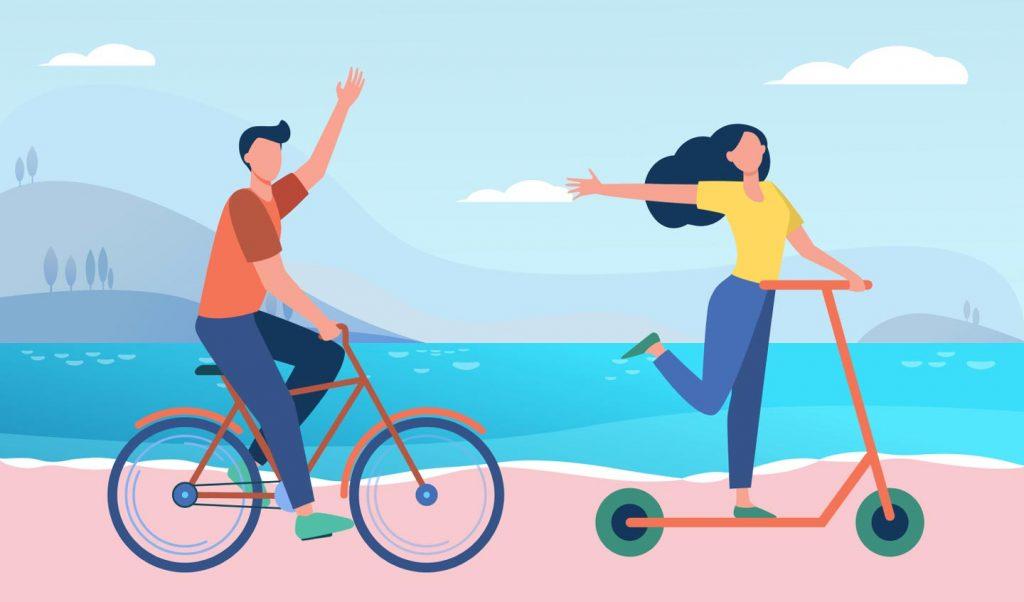 Creating a Ride Sharing App: Split