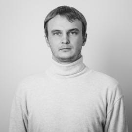 Alex Krikun, Ruby on Rails Developer