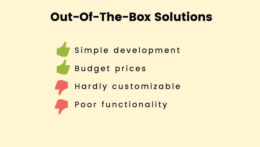 How to Choose a Marketplace Development Platform: put-of-the-box solutions
