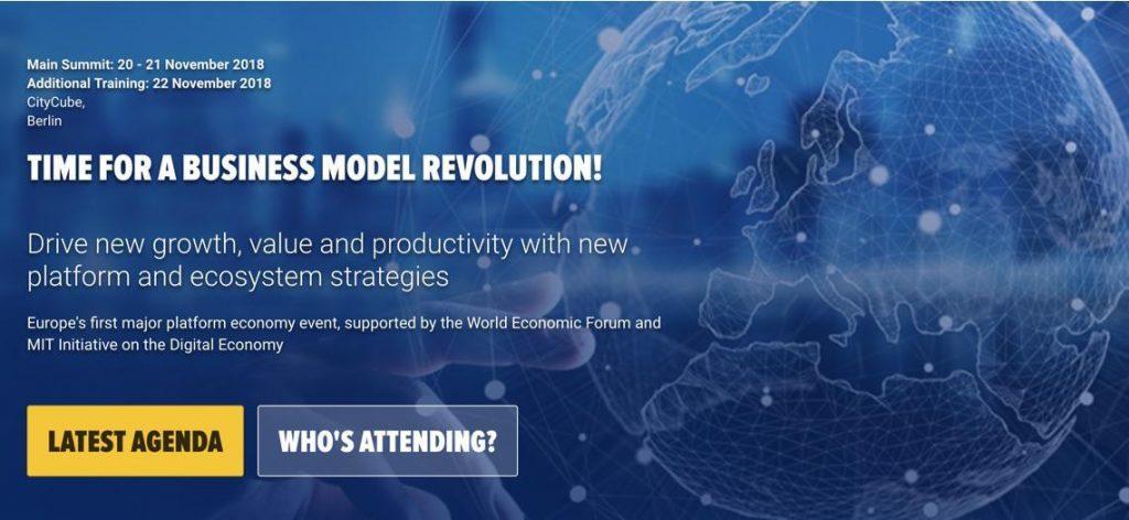 platform economy summit