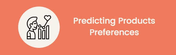 machine learning marketplace: predicting products preferences