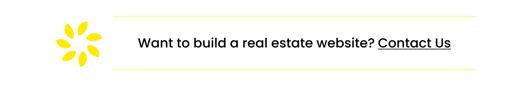 Build a real estate website