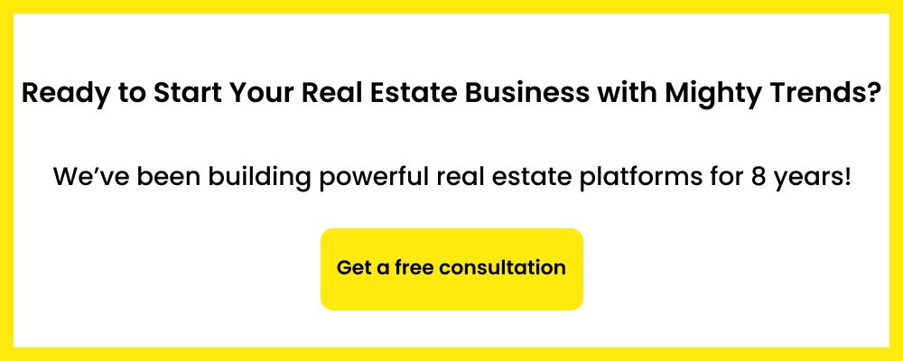How to start your real estate business with mighty trends
