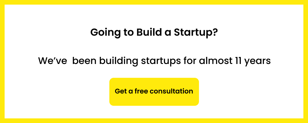 Going to build a startup