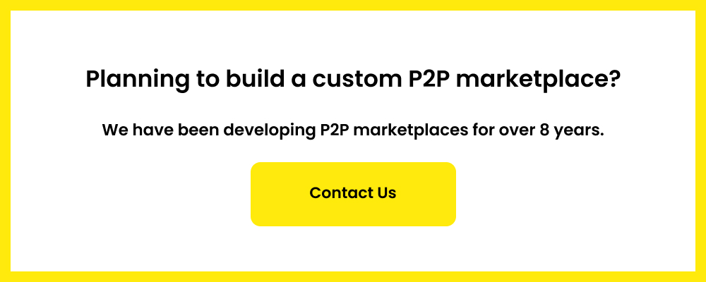 planning to build custom marketplaces?