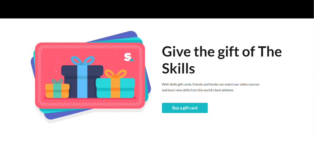 the skills gifts